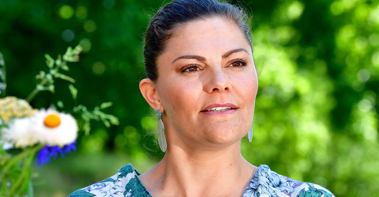 Victorias sorg – avslöjar sista samtalet med döda vännen