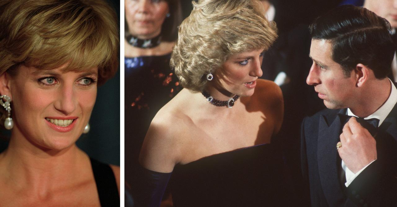 Dianas lidande inne på slottet! Hemliga ljudinspelningen avslöjar