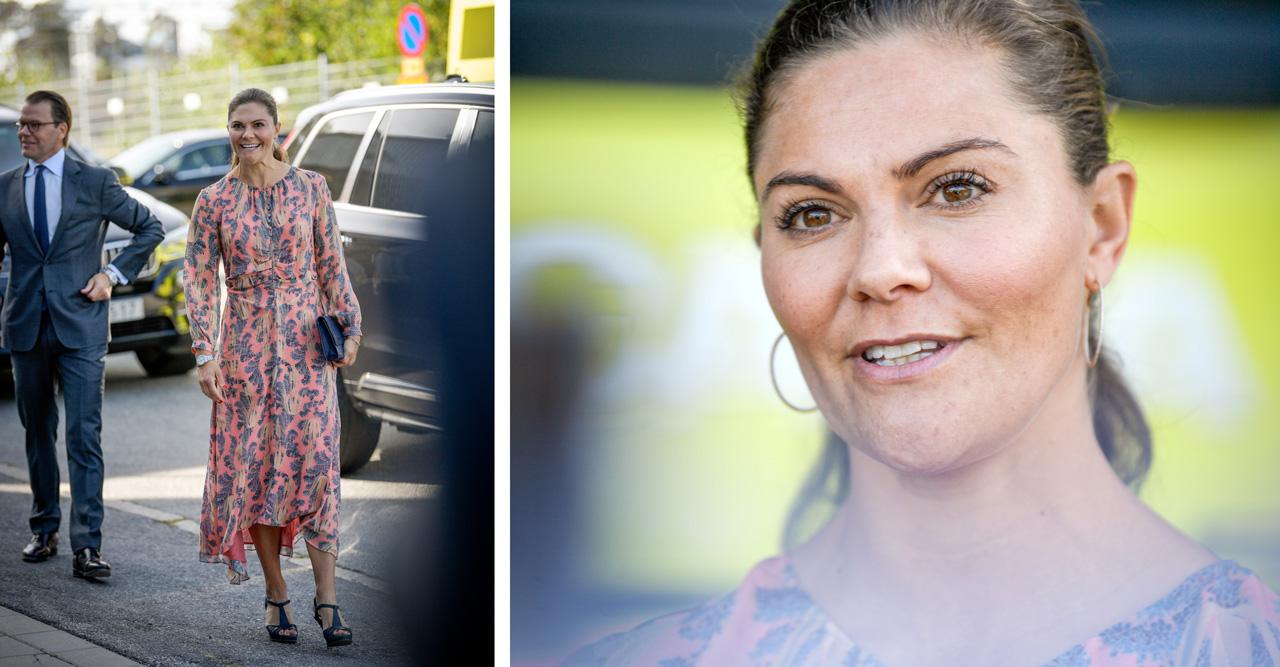 Stora förvirringen kring Victorias modeval