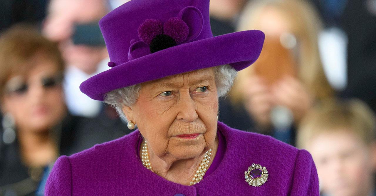 Drottning Elizabeth – krutgummornas krutgumma.