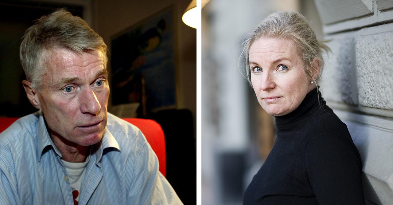 SVT-profilens tragiska sista dagar – bad dottern berätta