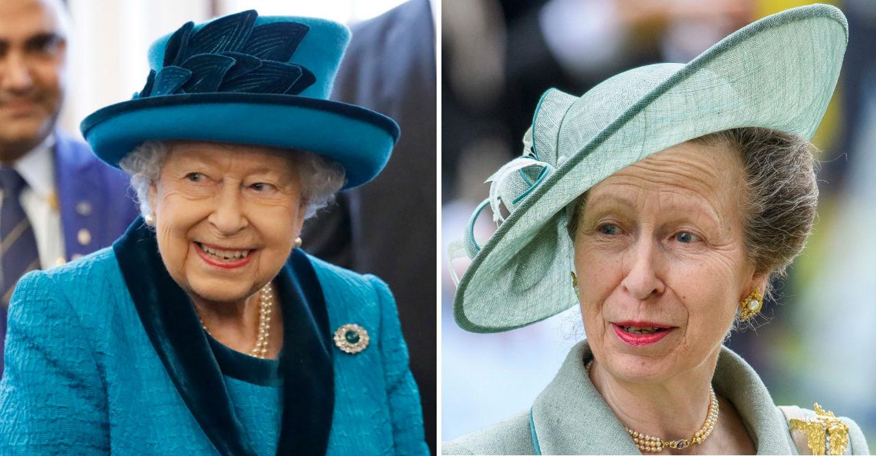 Prinsessan Anne fyller 70 år.