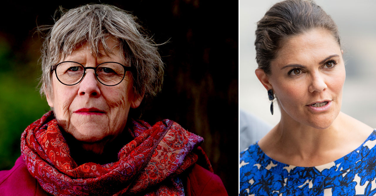 Agnes Wold är kritisk efter bilderna.