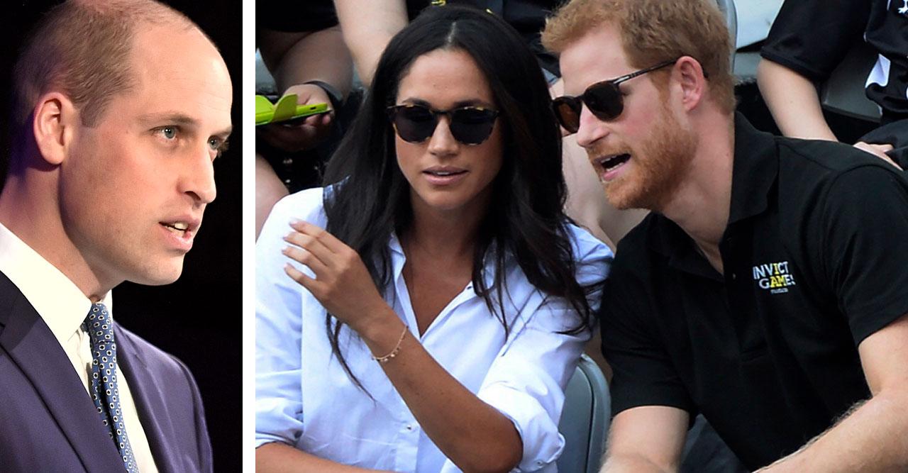 Harrys och Meghan kan göra dokumentär om Diana