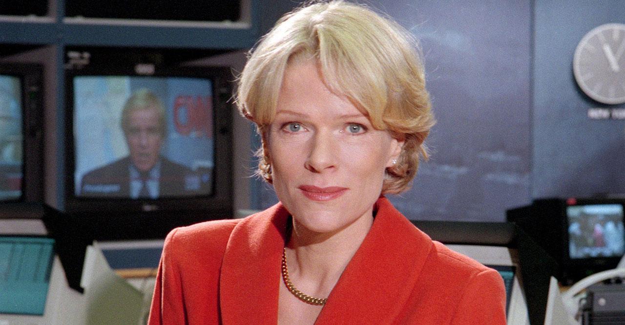 Ulla-Carin Lindquist dog timmar innan sin premiär