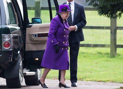 Drottning Elizabeth bjöd in till ytterligare ett gardenparty