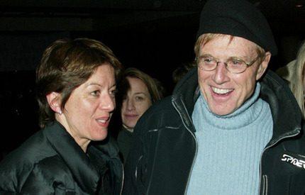 Robert Redford har gift om sig