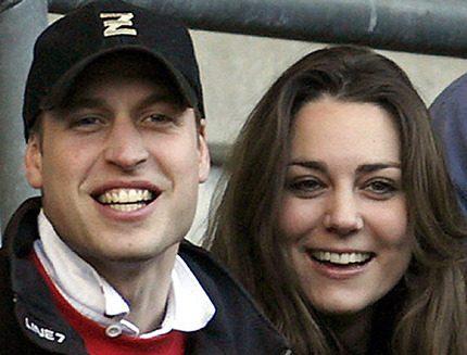 När Kate började dejta blev William intresserad igen