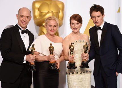 Se 60 bilder från Oscargalan här - alla de läckraste klänningarna!