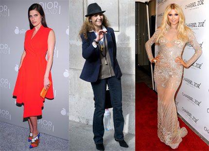Veckans Hollywood - med alltifrån supermodeller till kungligheter