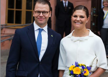 dd9cdb72e9ee Så firade kungafamiljen nationaldagen | Svensk Damtidning