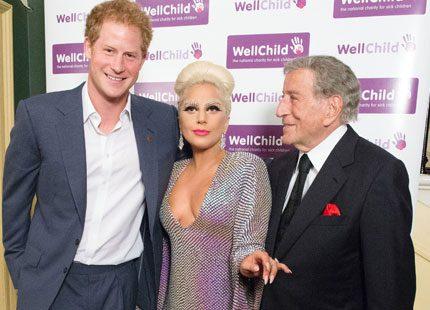 Veckans vimmel - med prins Harry, Lady Gaga och massor av andra