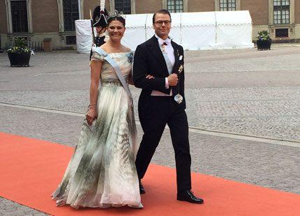 2e7599fcbe19 Här är de kungliga bröllopsgästerna – se alla bilder | Svensk Damtidning