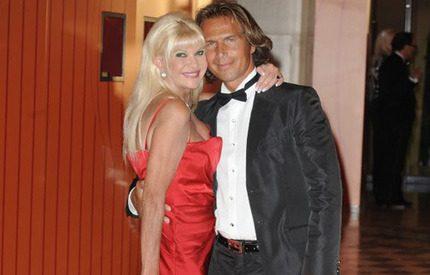 Ivana Trump har hittat ny italienare igen