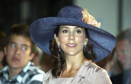 Kronprinsessan Mary <br>fyller 38 år idag