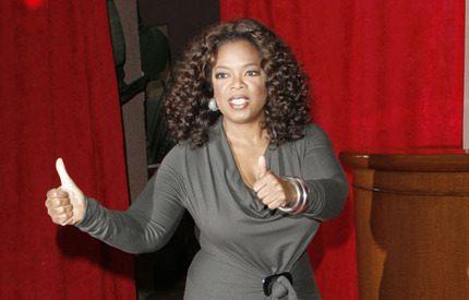Oprah Winfrey stäms på miljardbelopp