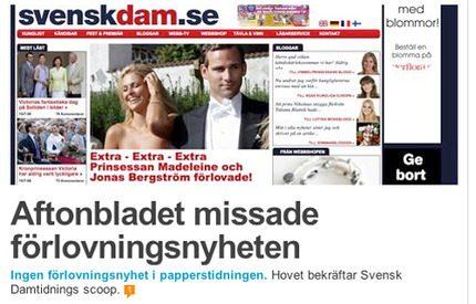 Svensk Damtidning slår alla rekord med vårt superscoop!