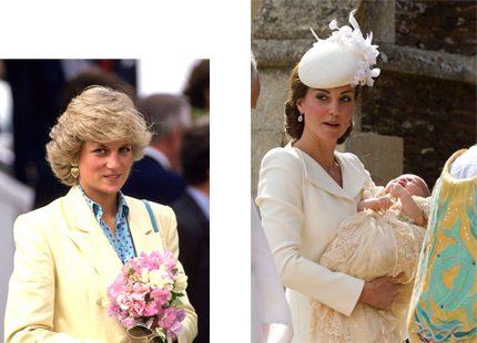 Diana med sitt barnbarn – se bilden alla pratar om...