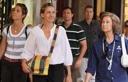 Drottning Sofias shoppingmaraton