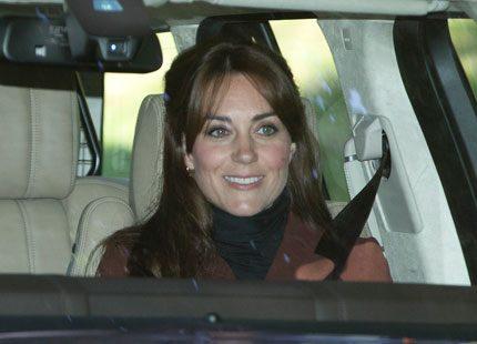 Kate har ny frisyr - brittiska tidningar kallar den chic