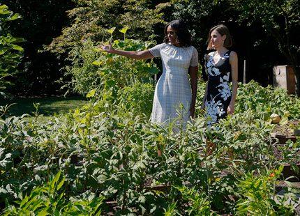 Michelle Obama avslöjar att äktenskapet fått en kick!