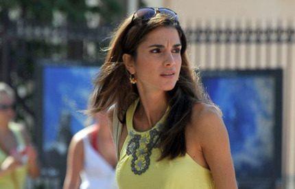 Även drottning Rania semestrar i Saint Tropez