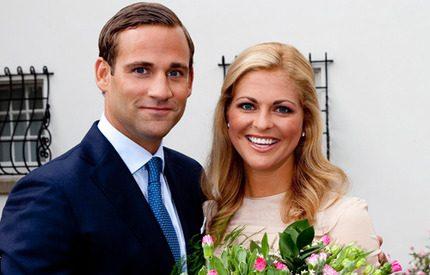 Nyheten om Madeleines och Jonas förlovning slog alla rekord