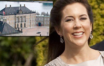 Mary gav slottet sin egen touch – för 156 miljoner
