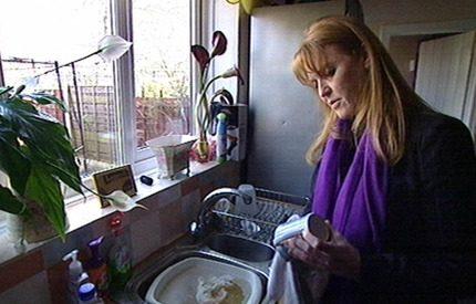 Fergie slår tillbaka mot kritiken av hennes tv-program