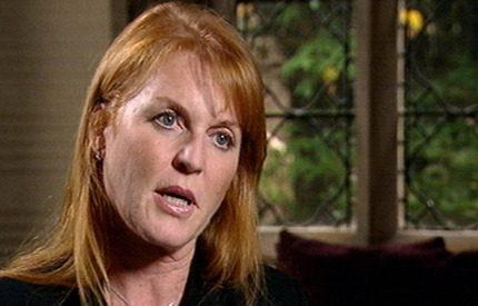Sarah Ferguson blir gäst hos Skavlan på fredag