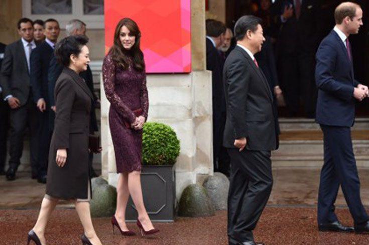 Idag fortsätter det kinesiska besöket