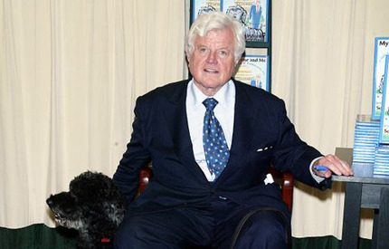 Ted Kennedy har avlidit