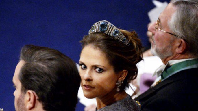 Prinsessan Madeleine arbetar vidare med sina projekt i USA