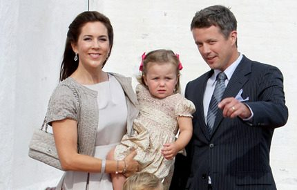 Kronprins Frederik har slutat röka för barnens skull