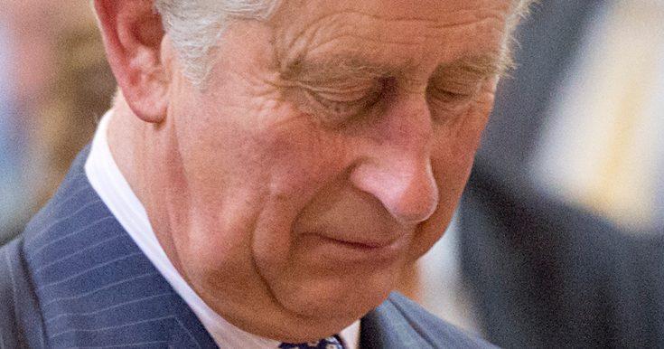 WebbTV: Prins Charles har skrivit en bok där han uppmanar till revolution