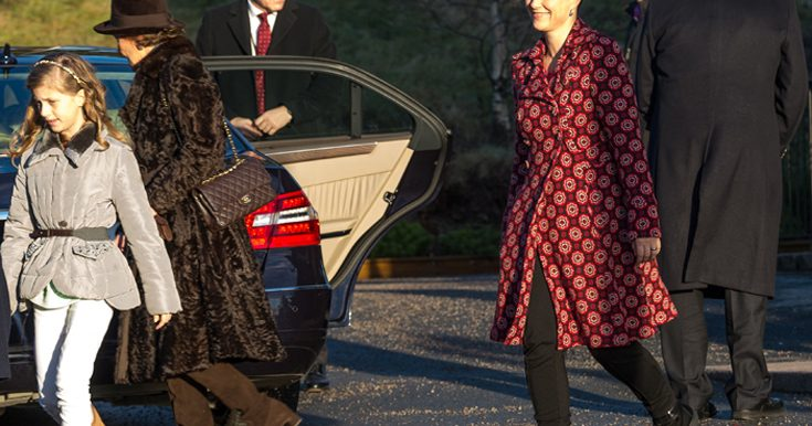 Prinsessan Märtha Louise presenterar sin nya änglabok