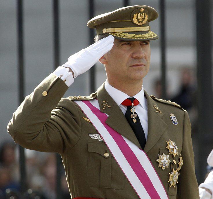 Kronprins Felipe och Letizia på statsbesök i Rumänien