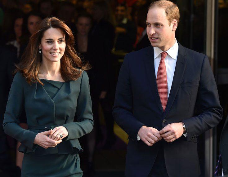 William, Kate och Harry reser till Asien i vår