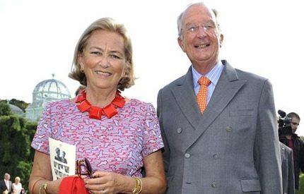 50-årig bröllopsdag för kung Albert och drottning Paola