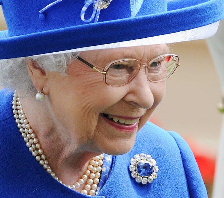 Drottningen fyller 90: