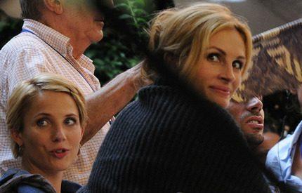 Tuva Novotny spelar mot Julia Roberts i ny Hollywoodfilm