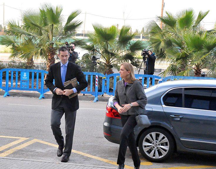 Prinsessan Cristina av Spanien anklagas nu formellt för skattebrott
