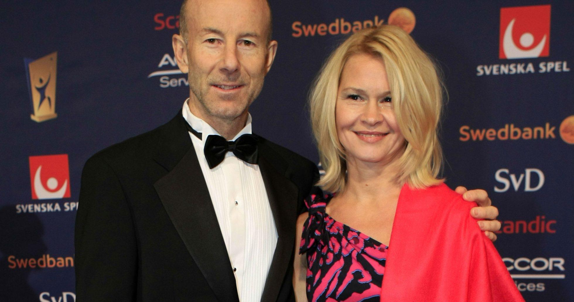 Ingemar Stenmark har gift sig!