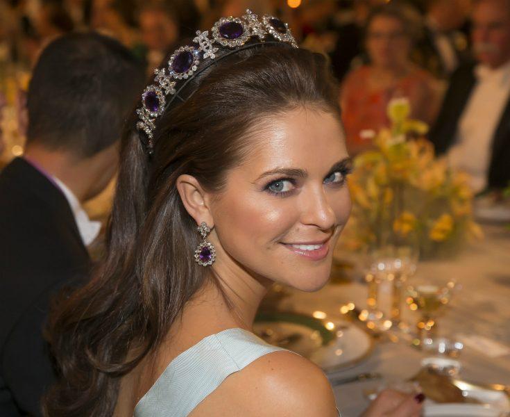 Prinsessan Madeleine hyllas på Facebook