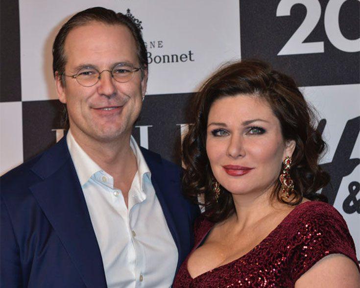 Anders Borg och Dominika Peczynski flyttar ihop