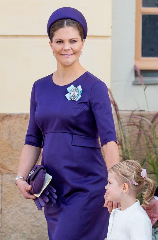 """388ccb18d633 Prinsessorna bästa gravid-designer: """"Att klä Victoria är en dröm som blivit  verklighet"""""""