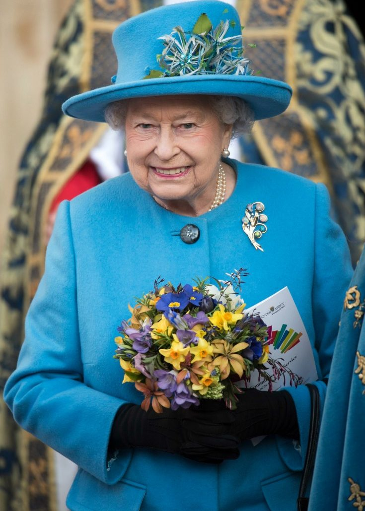 Älskade Lilibeth - drottningens liv i bilder!