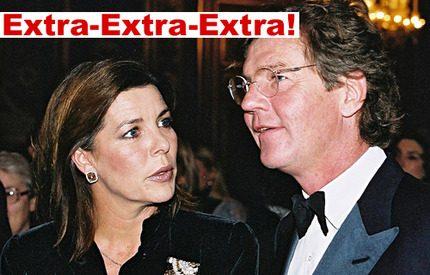 Prinsessan Caroline och <br> Ernst August skiljer sig