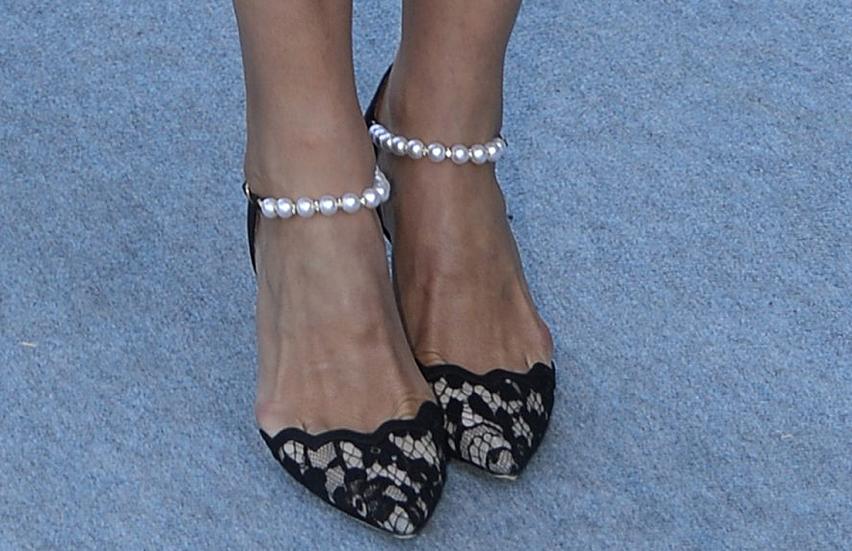 Madeleines snygga skor - så dyra är de