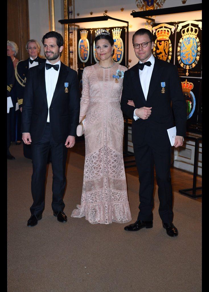 Victoria valde klänning från favoritdesignern